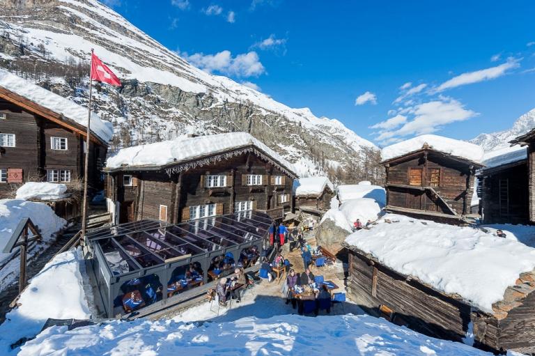 Restaurant Zum See Zermatt