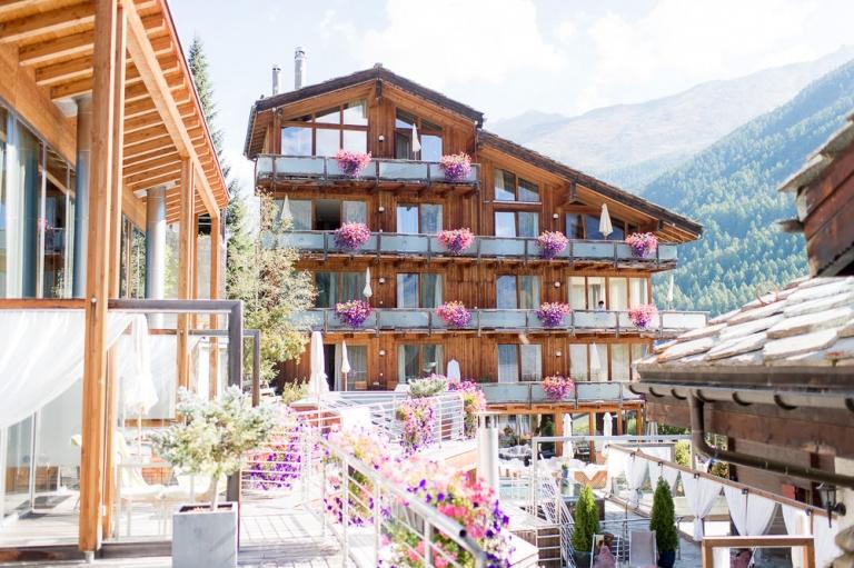 Hotel Coeur des Alpes