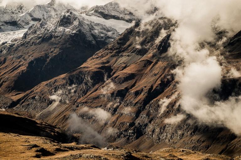 Herbst in Zermatt